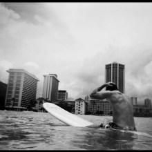 04 waikiki surfing beach photography