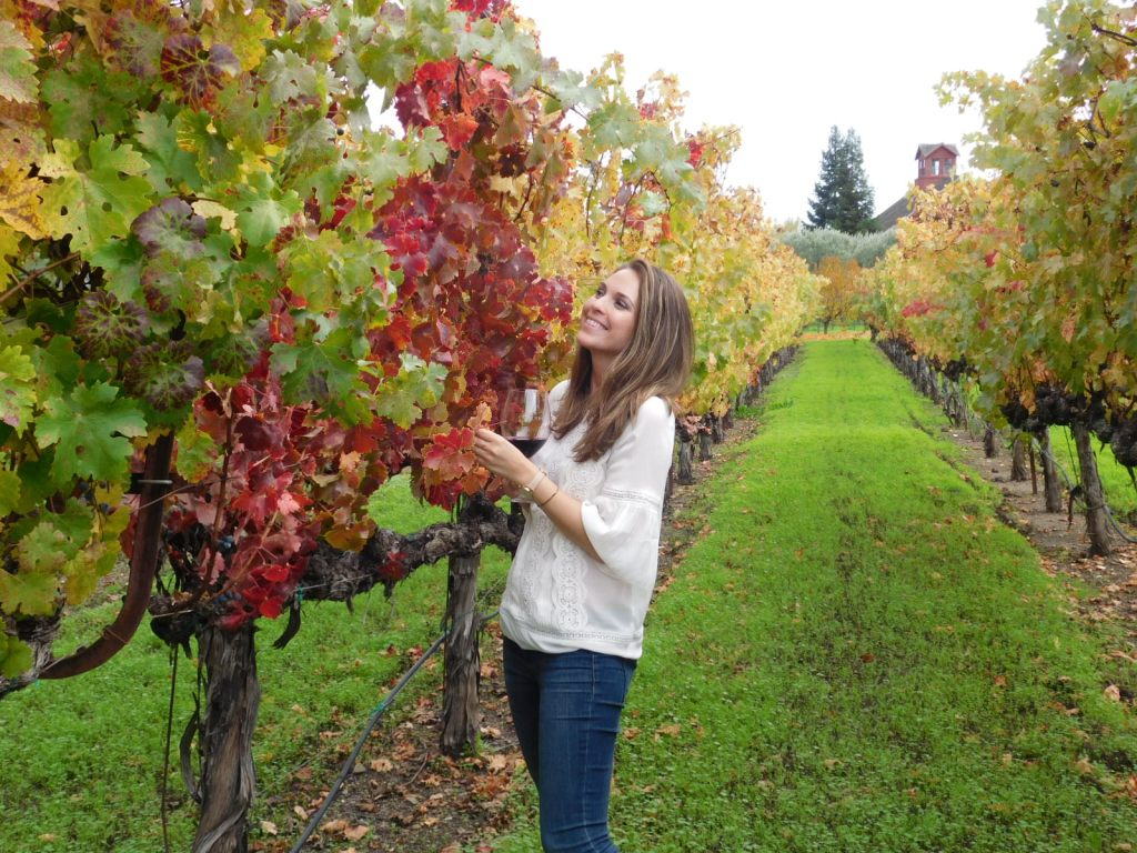A Day in Wine Country with Turnbull Wine Cellars