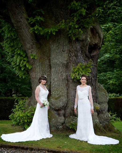 ivory whites bridal shoot | jenni browne photography 21
