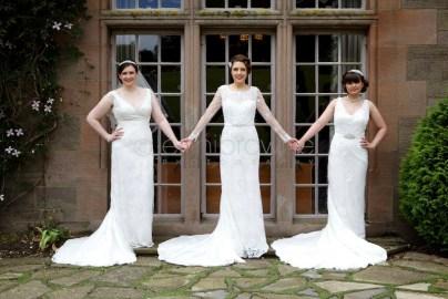ivory whites bridal shoot | jenni browne photography 22