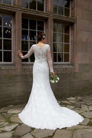 ivory whites bridal shoot | jenni browne photography 28