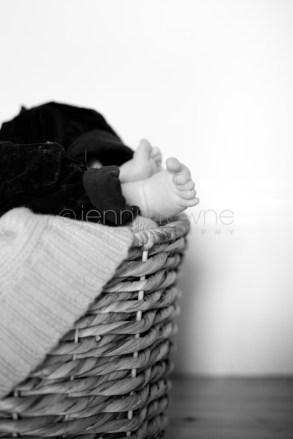 natural newborn photography by jenni browne 13
