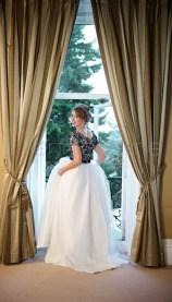 bridal photo shoot, knock castle 29
