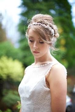bridal photo shoot, knock castle 34
