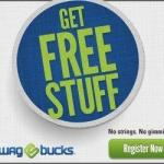Earn money online with swagbucks