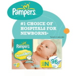 enter to win pampers for a year