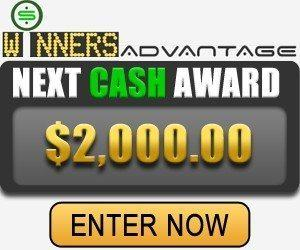 Cash Giveaway Enter To #Win The $2000 #Sweepstakes