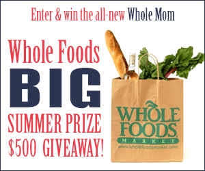 win cash  Enter to #Win The All New Whole Mom $500 #Giveaway win cash