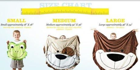 Size Chart 1 grande 300x152 Everything Is Happy – Happy Blankie #Review