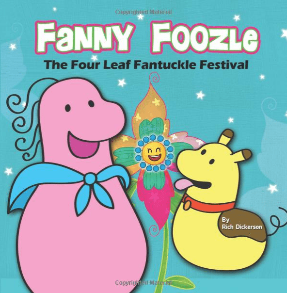 book giveaway Fanny Foozle Kids Book #Giveaway 2 Winners (WW)