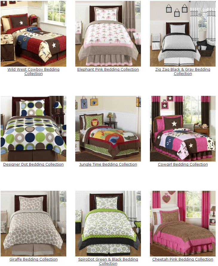 Baby's Own Room Kids and Teen Bedding Madison Toddler Bedding #Review, Plus Bedroom Design Ideas!
