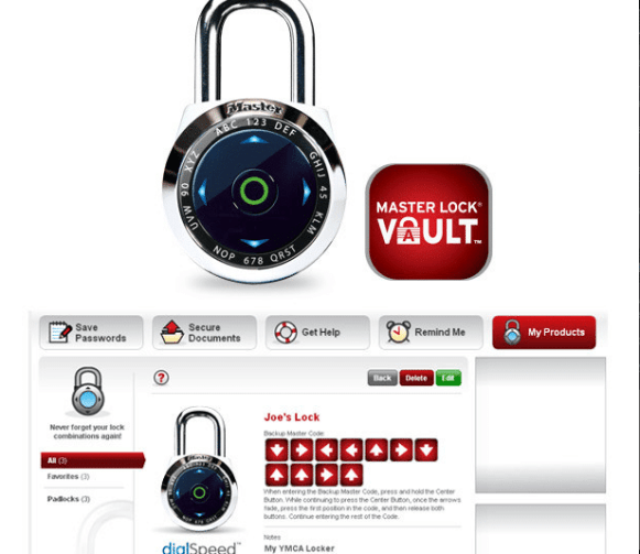 speed dial lock 300x298 Back To School With Master Lock Speed Dial Lock #MasterBacktoSchool