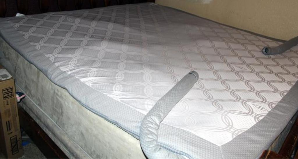 Best Matress Topper 1024x547 Sleep Number DualTemp Layer Stops Climate Control War With My Wife
