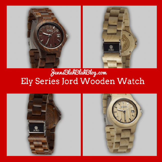 Ely Series Jord Wooden Watch Great Valentine's Day Gift Idea For HIm 15 Things To Do On Valentine's Day, Plus A Great Gift Idea For Him