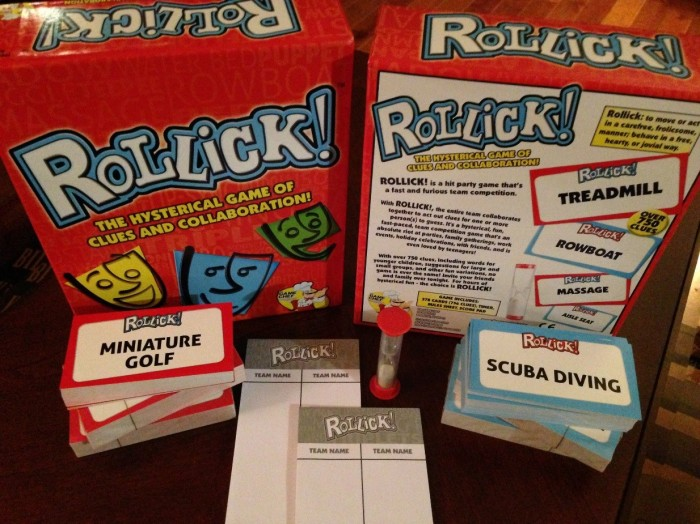 GET THE PARTY STARTED, WITH ROLLICK!  Get The Party Started With Rollick! GET THE PARTY STARTED WITH ROLLICK