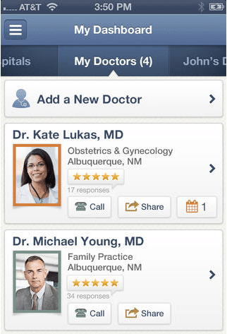 How To Find A Doctor How To Find A Doctor, Get Recommendations & More: Healthgrades App