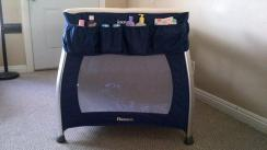 In Style With The Joovy Blueberry Room Playard