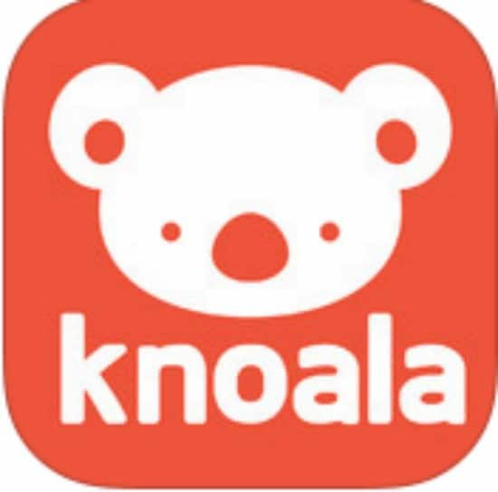 Parenting apps Knoala Logo  7 Fun Ways To Help Your Toddler With Social Development Parenting apps