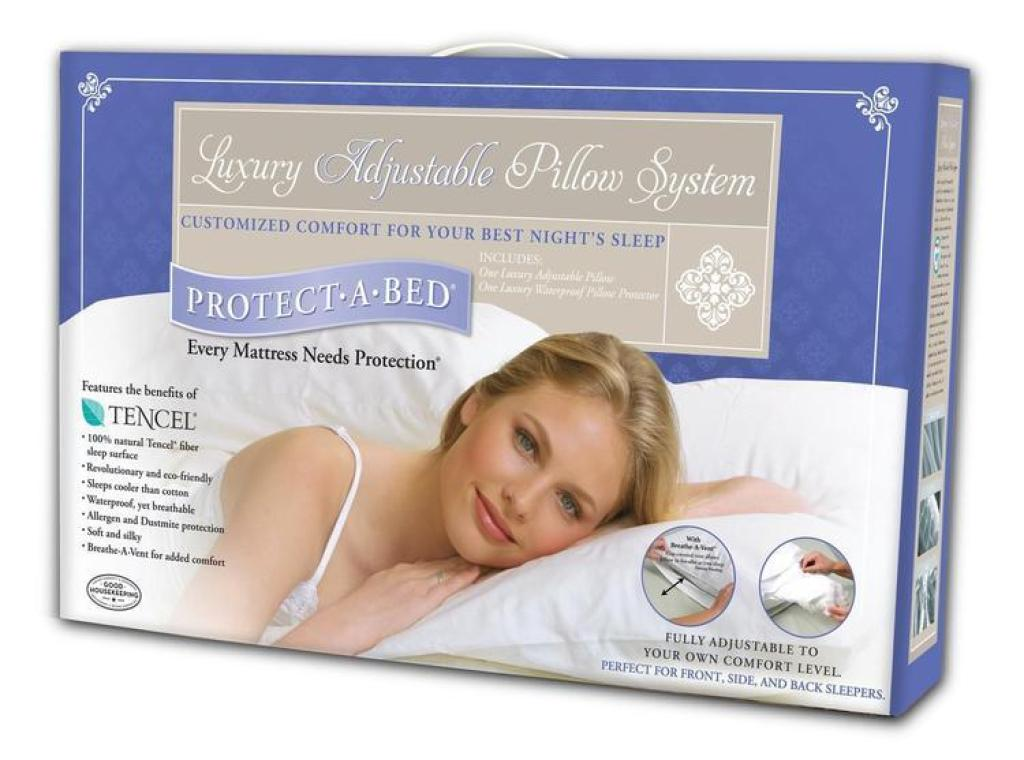 Protect A Bed Luxury Adjustable Pillow – It's Like Sleeping on a Cloud 1024x760 Protect A Bed Luxury Adjustable Pillow – It's Like Sleeping on a Cloud