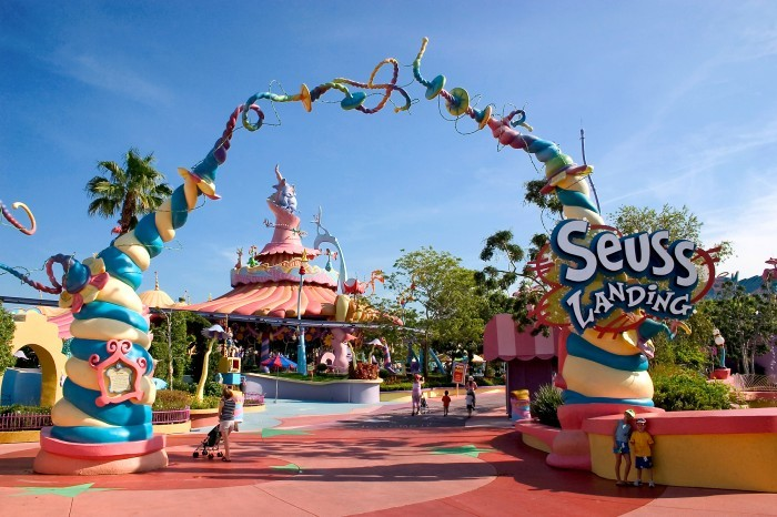 Universal Islands of Adventure – Orlando The Best Family Attractions in Florida