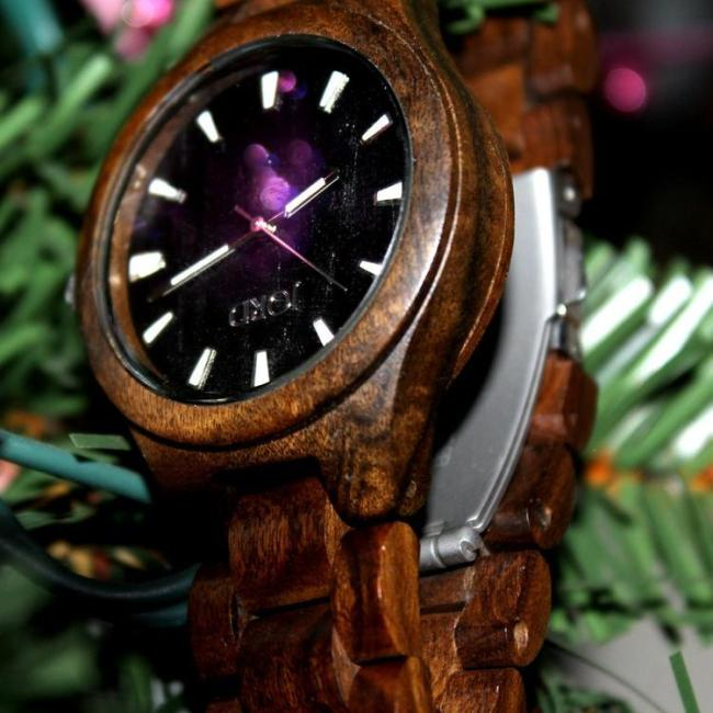 wooden watch by jord 15 Things To Do On Valentine's Day, Plus A Great Gift Idea For Him