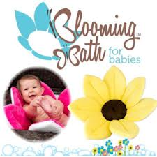 blooming bath for babies1 Make Bath Time for Baby In your Home Easier And Safer With Blooming Bath