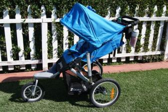 Getting Joovy With The Zoom 360 Jogger Stroller!!