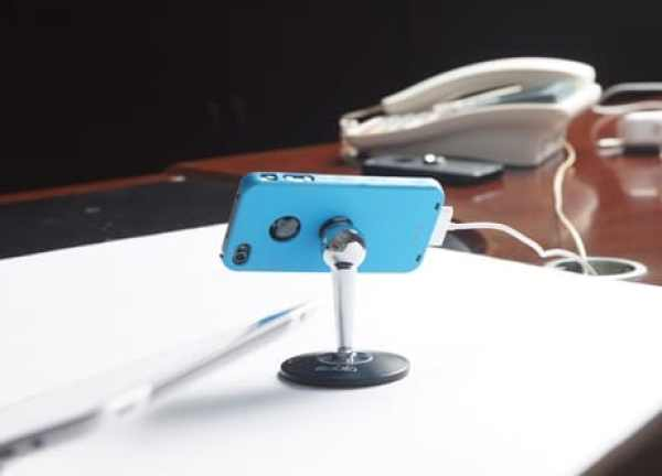 cell phone stand Adjustable Stand For Tablets and Mobile Devices Saves The Day!