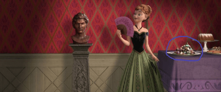 frozen secrets There's Some Hidden Secrets In Disney's Frozen! #DisneyFrozen Secrets In Disney's Frozen