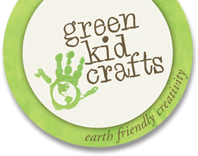 green kids crafts logo  The Green Kids Craft Box Provides Fun and Learning green kids crafts logo
