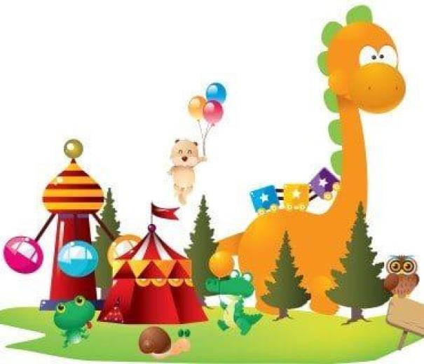kids party Throw a Dinosaur Party!