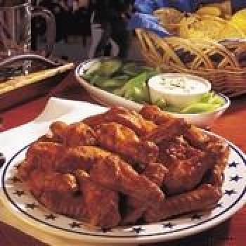 CAJUN BUFFALO CHICKEN The Buffalo Wing Turns 50 | 5 Fabulous Buffalo Wings Recipes