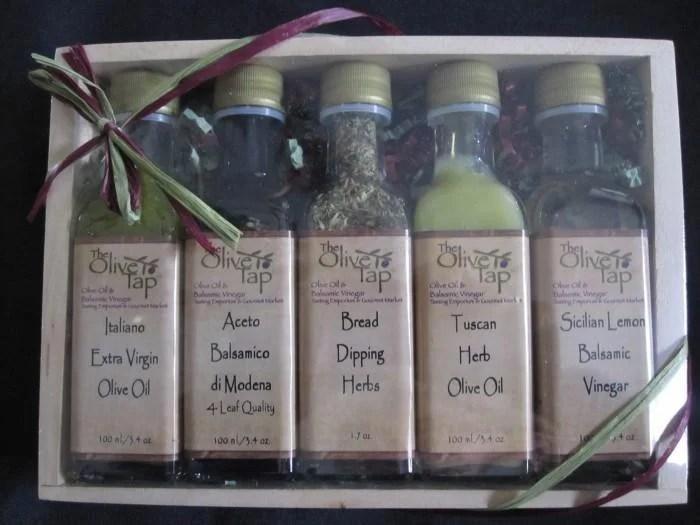 review items 009  The Olive Tap - Bon Appétit  review items 009