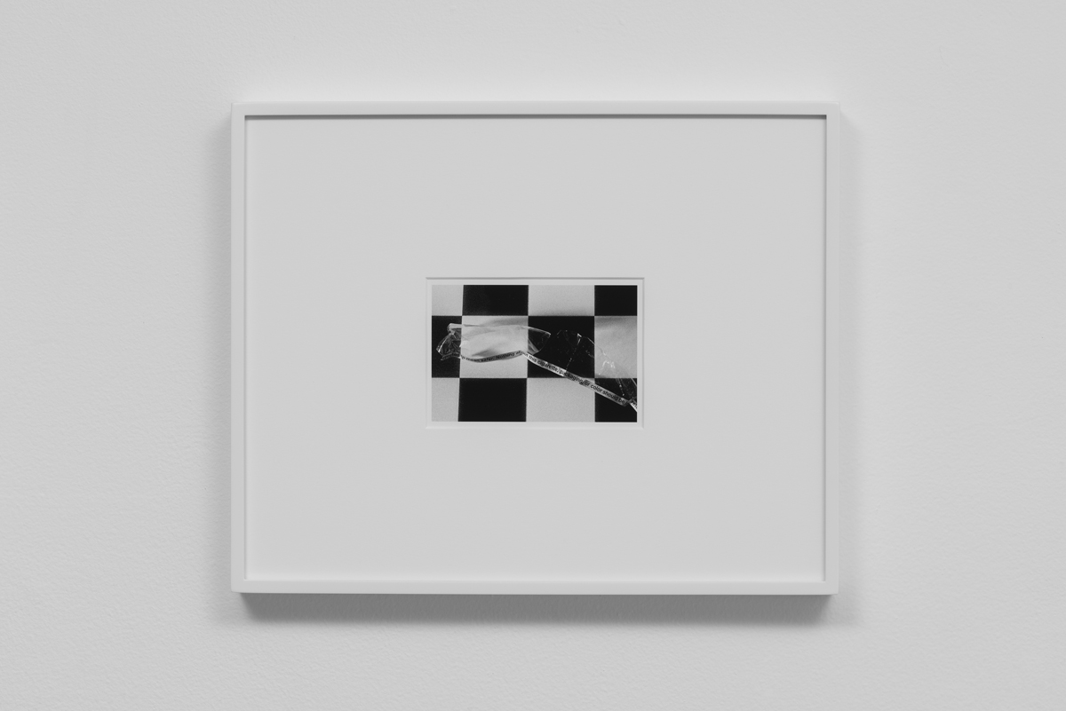 Carter Seddon - Cigarette Packaging, 2015, archival inkjet print, 11 ¾ x 14 ½ inches framed
