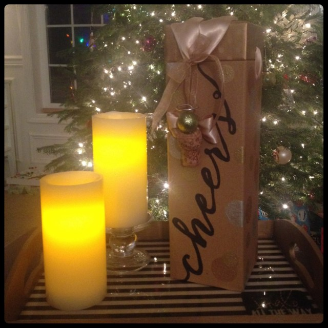 Cork Angel & Wine Box