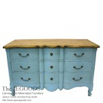 Chest of Drawer Rustic Shabby