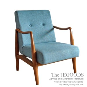 Scandin Lily Deep Chair