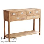 Londo Baru Console Table 6 Drawers