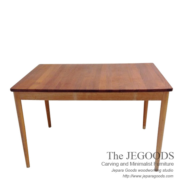 Sederhana dining table retro furniture by indonesian for Furniture jepara