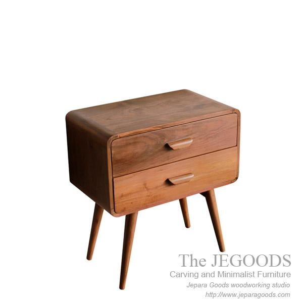 teak retro furniture. teak furniture jepara retro scandinavia drawer nighstandnakas vintageteak nighstand