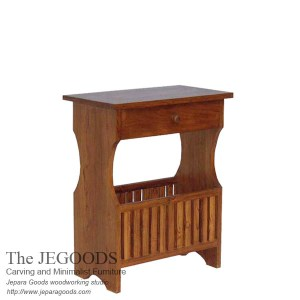 newspaper book end table teak,magazine rack,newspaper buffet table,teak minimalist magazine end table,newspaper table minimalist,teak contemporary minimalist end table,minimalist side table,end table minimalist modern kayu jati jepara,model meja kayu minimalis,minimalist end table,teak minimalist side table,teak furniture manufacturer jepara indonesia,teak indoor wholesaler
