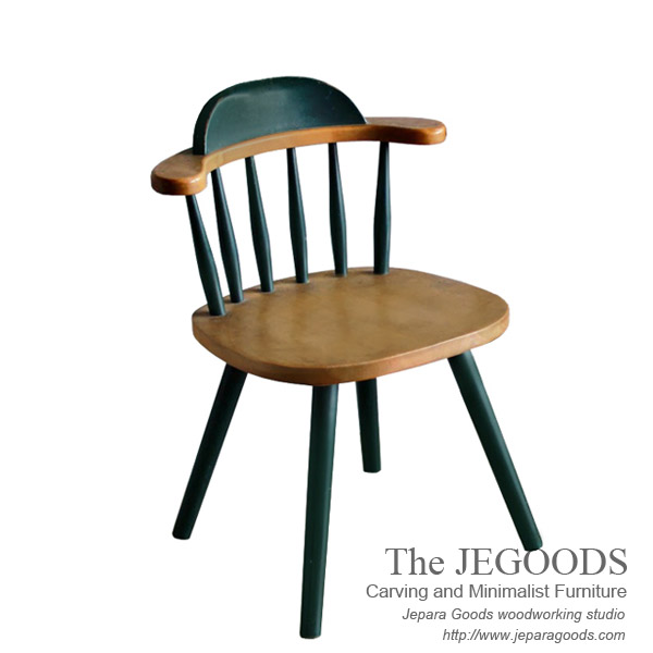 Skandin topi retro chair by jepara goods woodworking for Furniture jepara