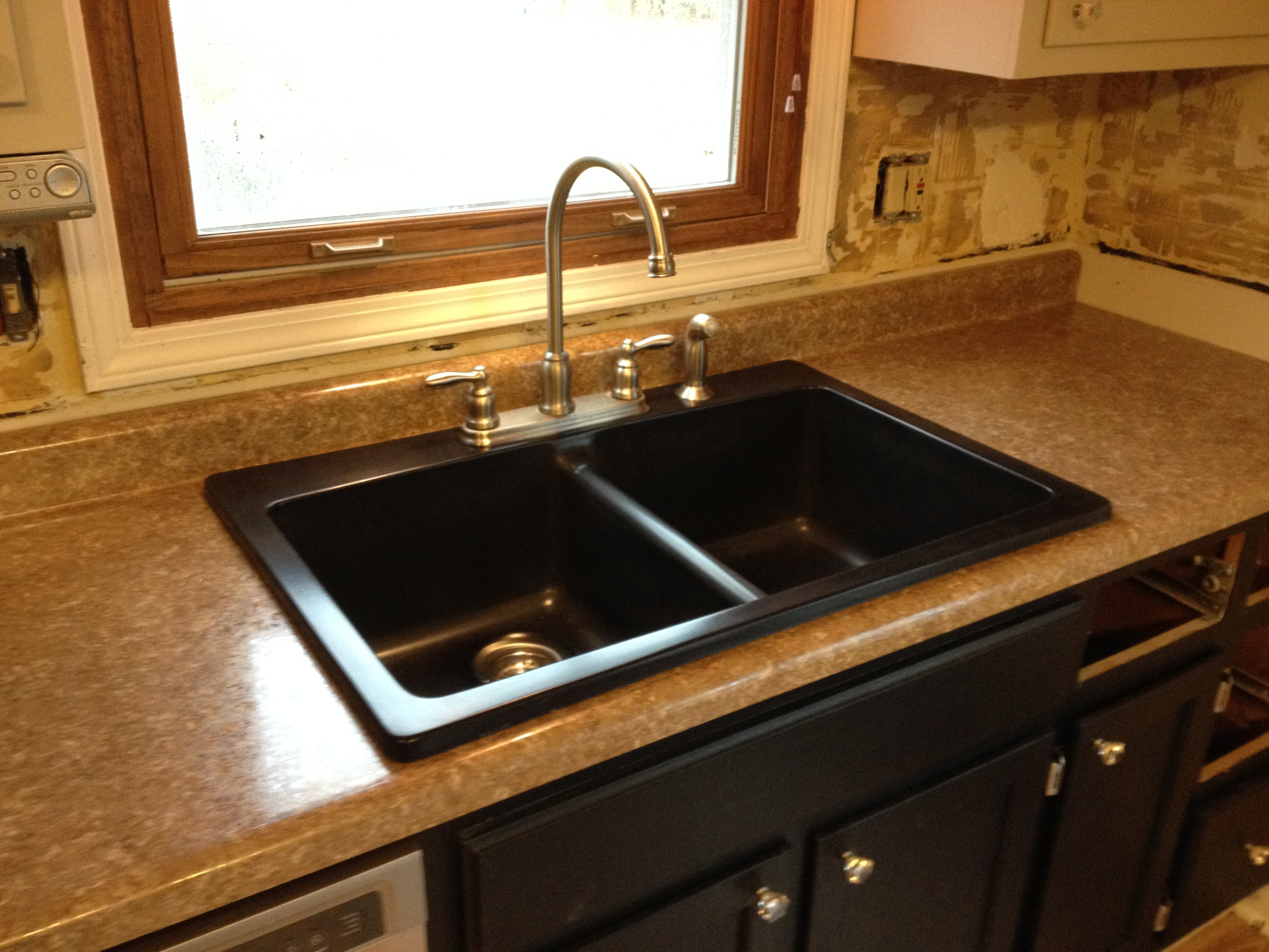 kitchen counter top sink replacement bryan ohio replacing a kitchen sink Kitchen Counter Top Sink Replacement Bryan