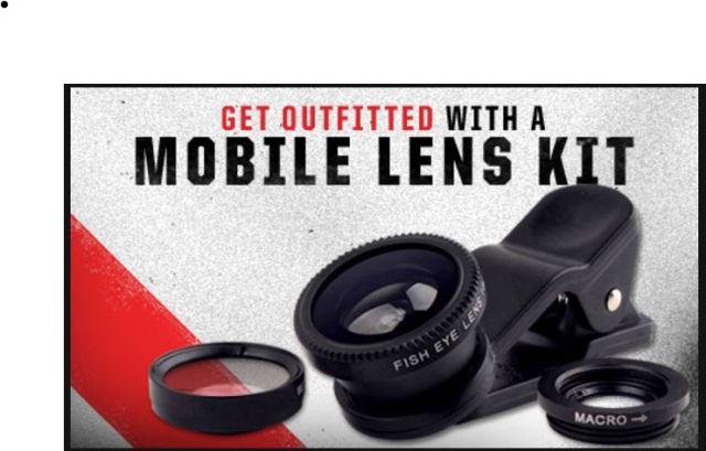 Free Lens