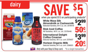 Silk Milk promo