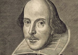 William Shakespeare (Portrait)