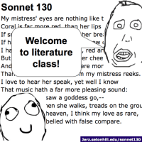 Understanding Sonnet 130 (Preview)