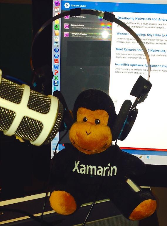 James' Blog James' Twitter MyDriving Azure IoT App Xamarin Evolve