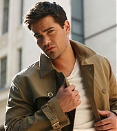 Jesse Metcalfe Photoshoot by Josh Baskin