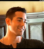 Jesse Metcalfe on MTV and CMT Cribs